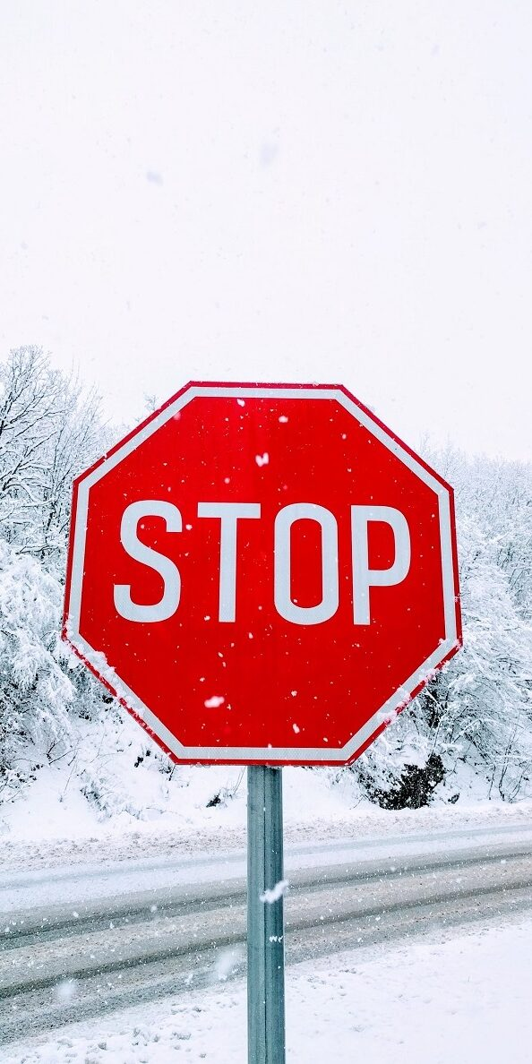 Stop Sign Lawyer